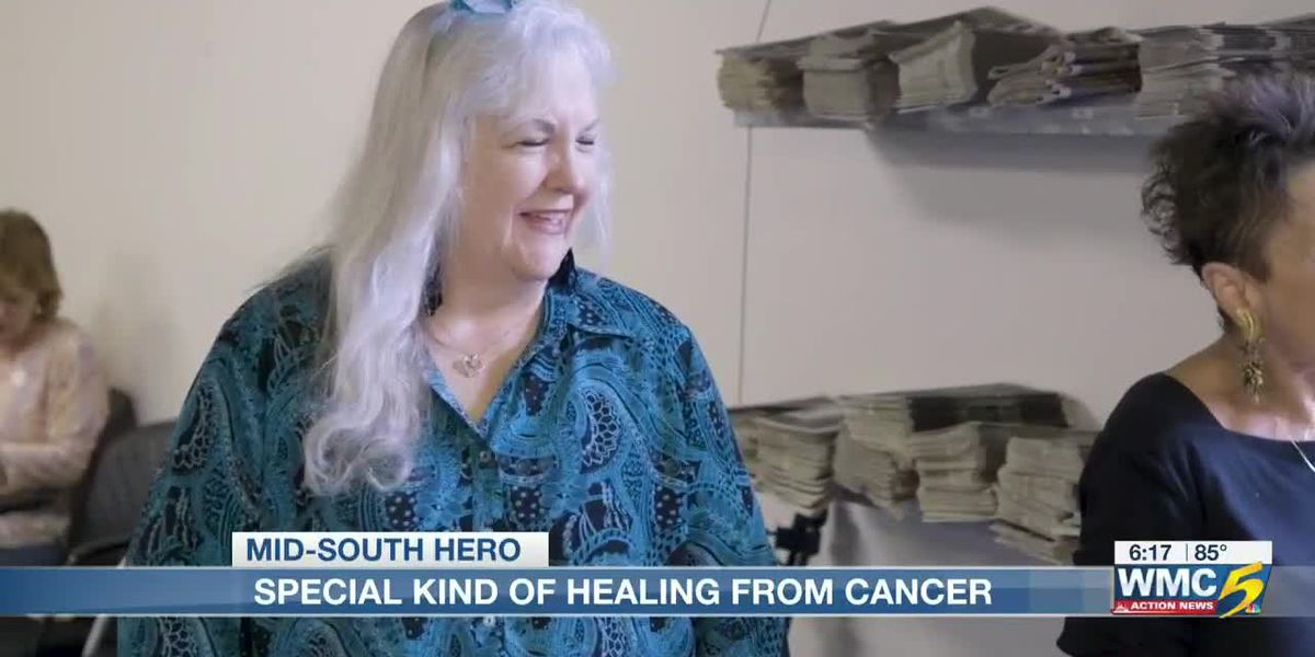 Mid-South Heroes: Woman spreads joy and celebrates other cancer survivors