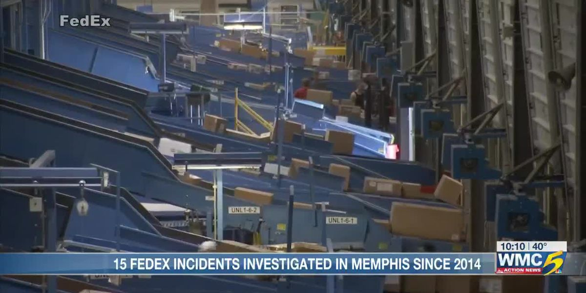 State opened investigation at FedEx's Memphis hub last month after workplace amputation
