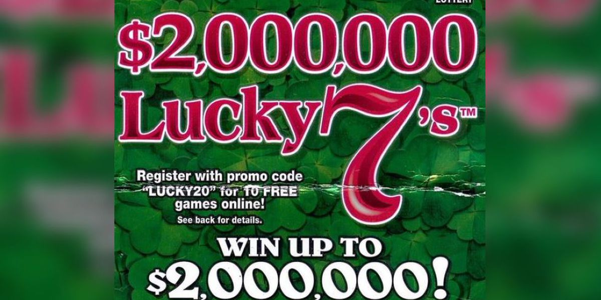 Mich. man wins $2M lottery after clerk gives him wrong ticket
