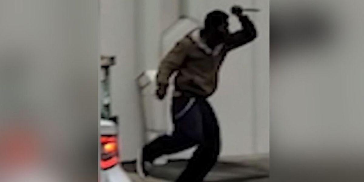 Knife-wielding carjacking suspect shot by Texas deputy, off-duty police commander