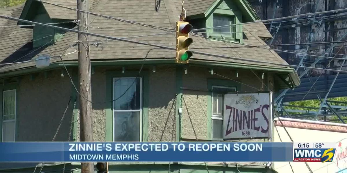 Zinnie's expected to reopen soon