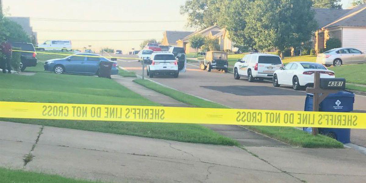MPD: Man shot in his own backyard
