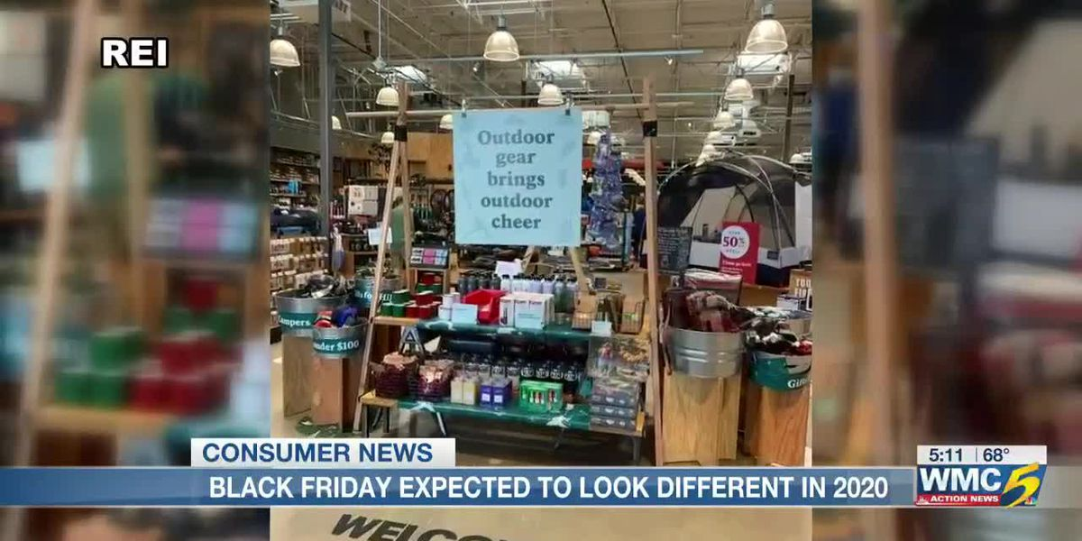 Businesses make Black Friday changes due to the pandemic