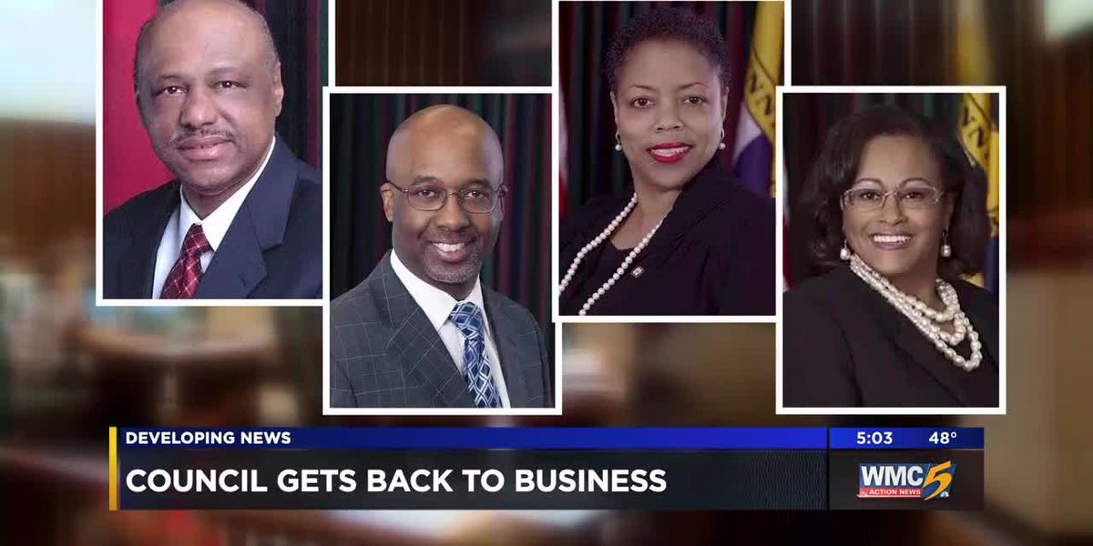 Memphis City Council gets back to business