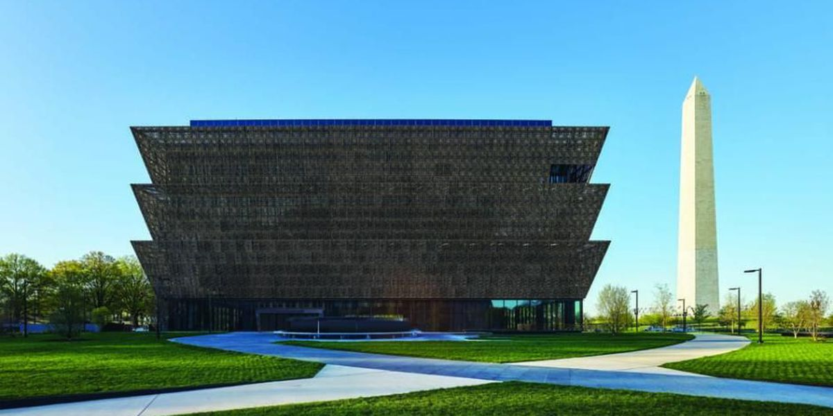 Noose found hanging inside National Museum of African American History and Culture