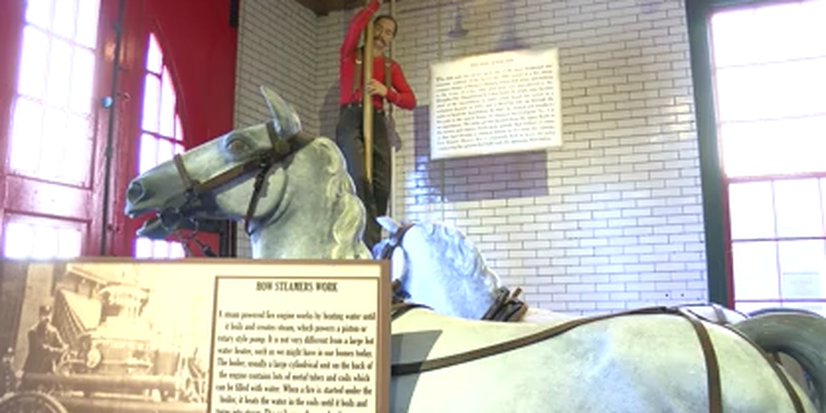 Memphis Fire Museum reopens after closing due to damage from burst pipes