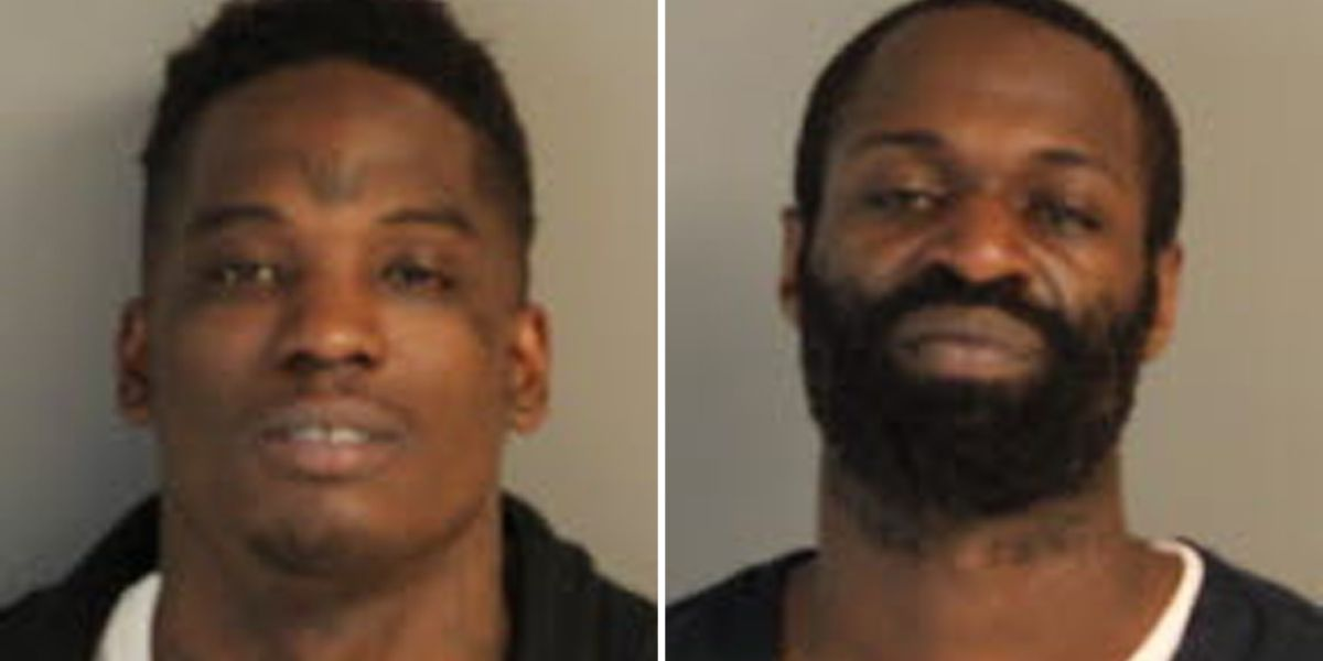 2 men convicted of partner's murder during attempted robbery