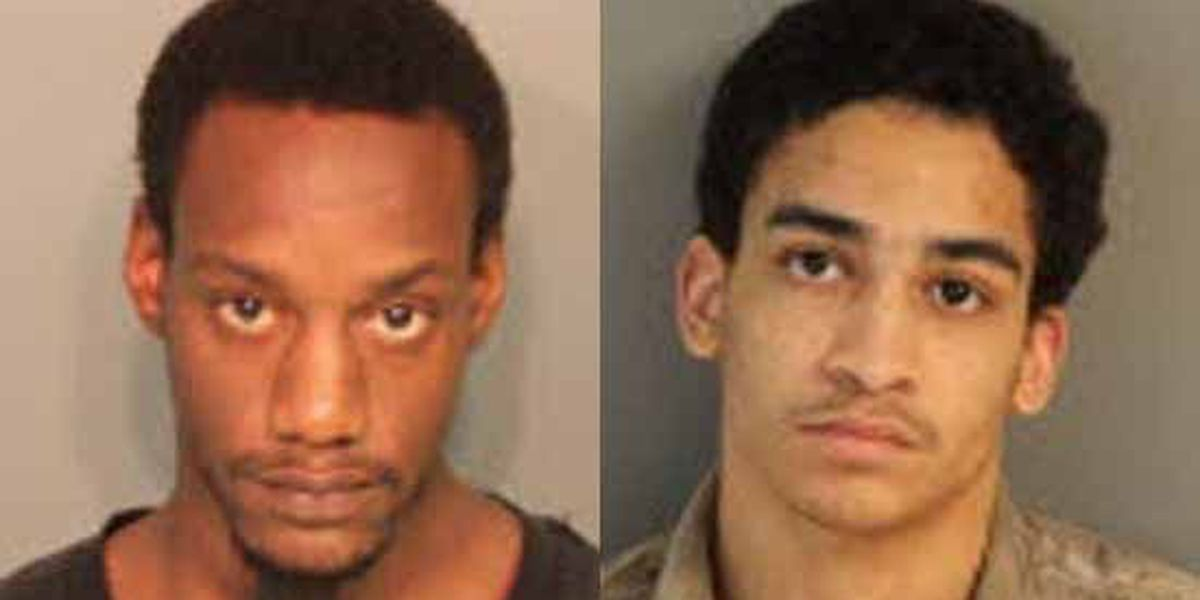 Men sentenced to 30 years for murder of mother, son
