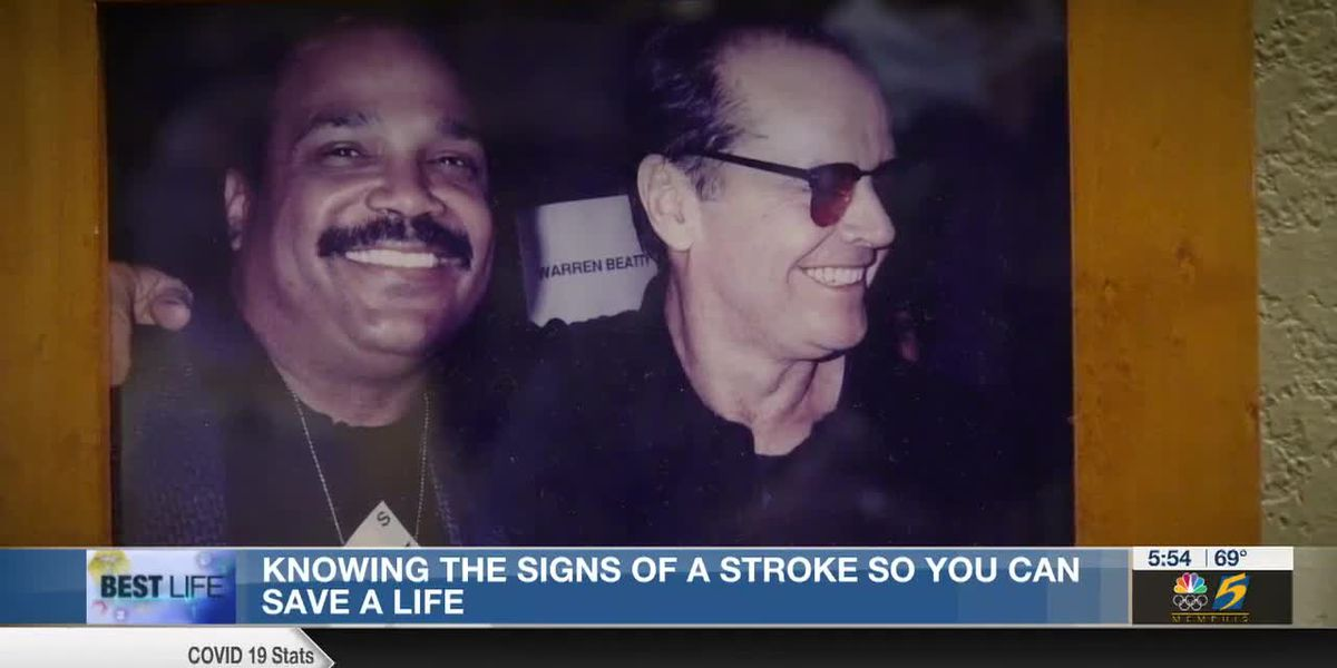Best Life: Know the warning signs of a stroke