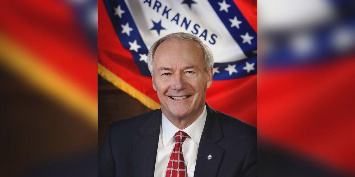 Asa Hutchinson re-elected governor of Arkansas