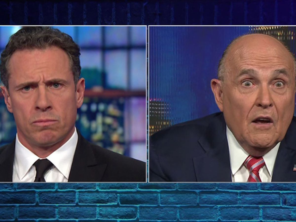 Giuliani: 'I never said there was no collusion' between Trump campaign, Russia