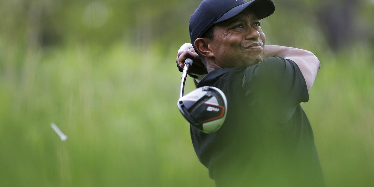 Tiger Woods will not compete in WGC-FedEx St. Jude Invitational this year