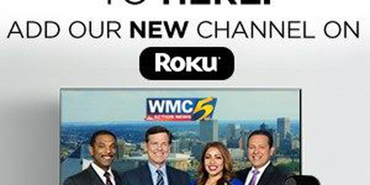 Watch WMC Action News 5 on Roku