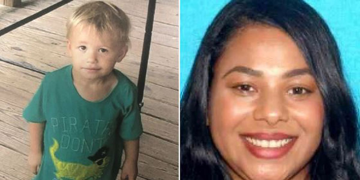 Child located after Amber Alert issued for missing 21-month-old