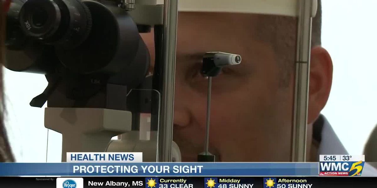 Ways to protect your eyesight