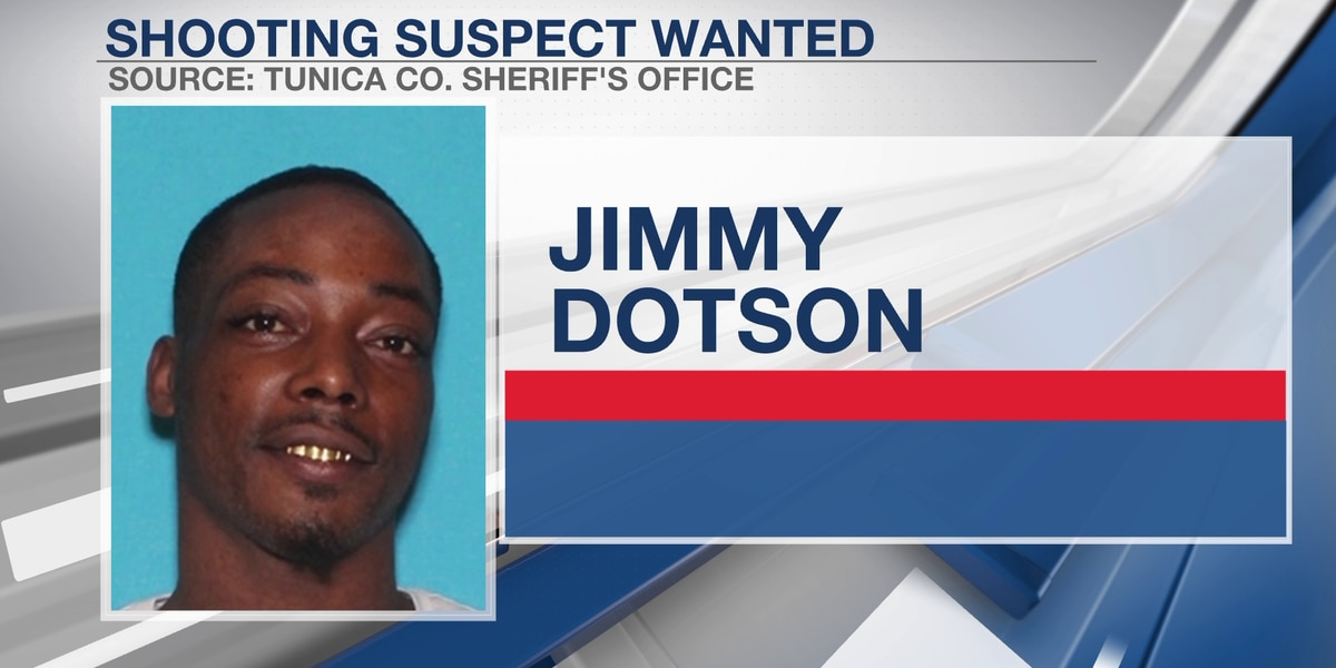 Tunica Sheriff's Office continues search for suspect after officer-involved shooting