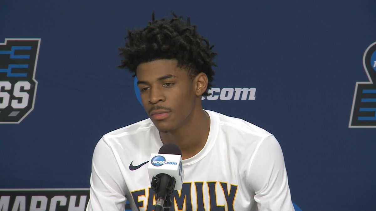 "The story behind Ja Morant's ""joggles"""