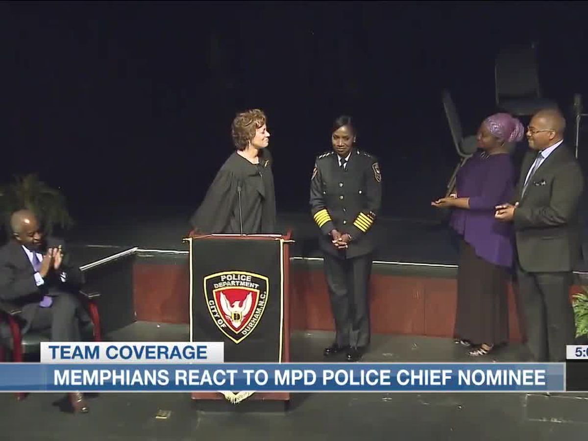 Questions arise regarding new Memphis police chief's ability to 'learn Memphis'