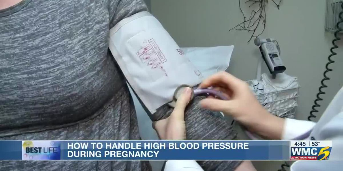 Best Life: How to handle high blood pressure during pregnancy