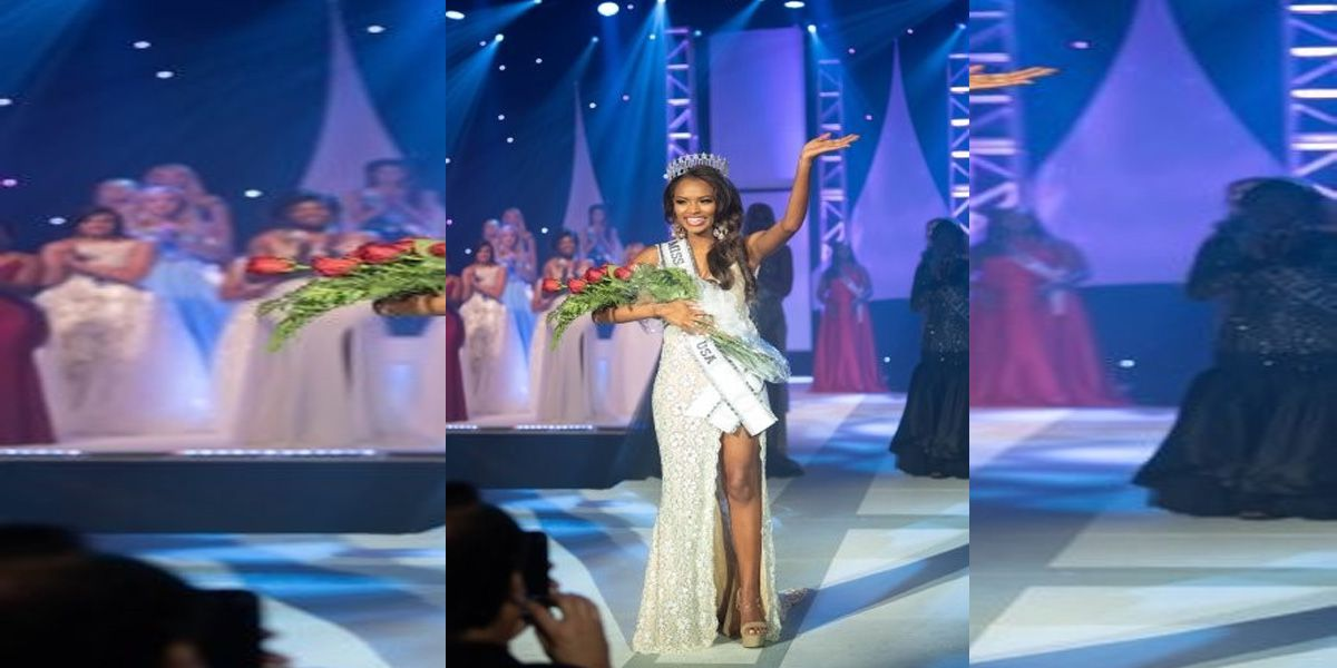 First African American woman crowned Miss Mississippi USA 2020