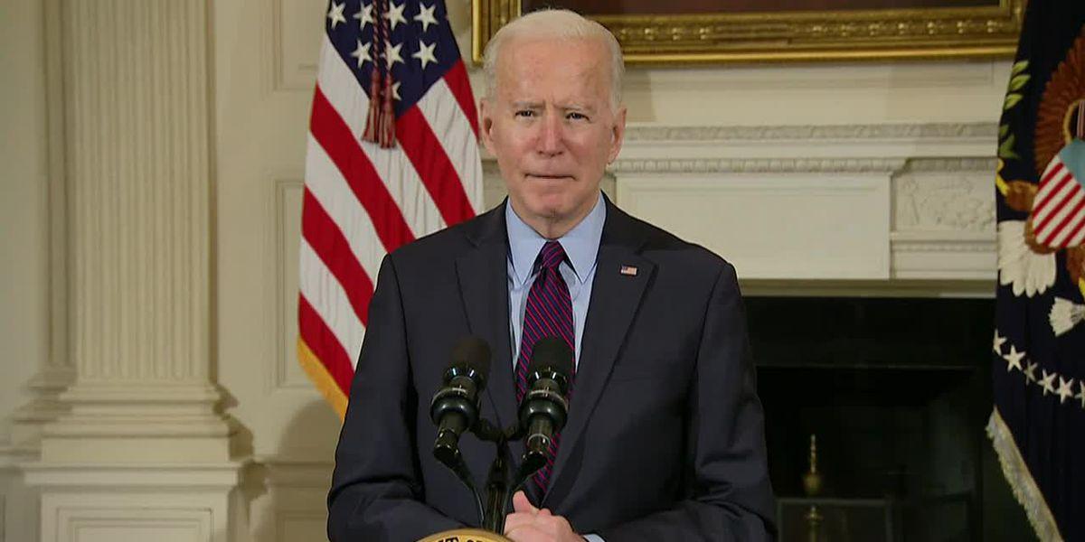 Biden ends emergency declaration for border wall construction