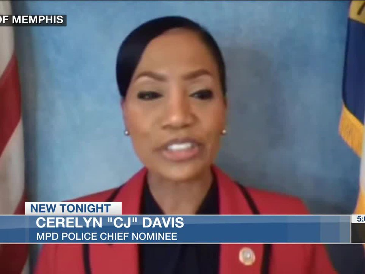 Incoming Memphis police chief faces myriad of challenges