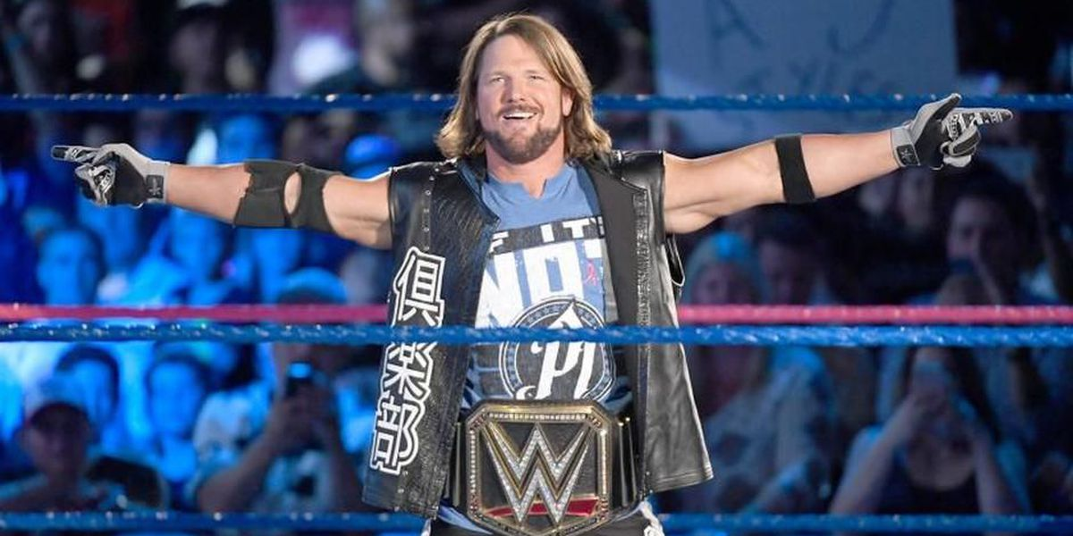 WWE's Smackdown Live returning to Memphis in June