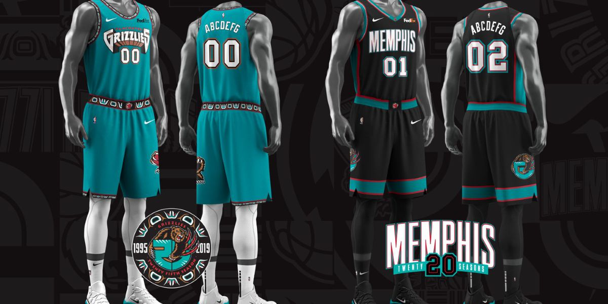 Grizzlies bringing back classic Vancouver look