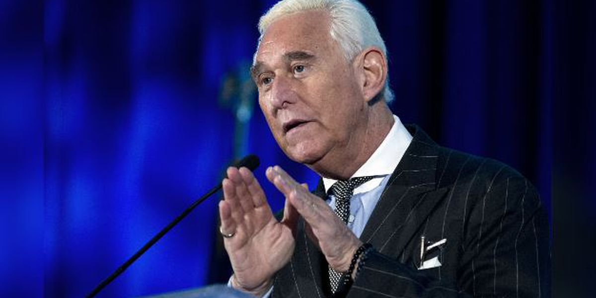 Trump confidant Roger Stone pleads not guilty in Russia probe case