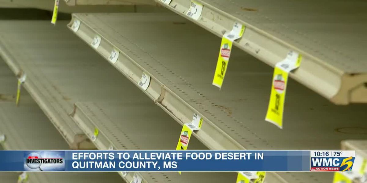The Investigators: Quitman County will finally get its first grocery store in 3 years