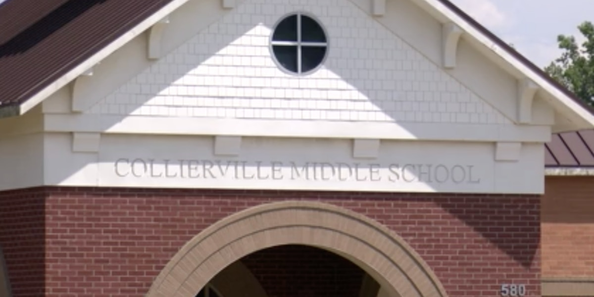 Collierville Middle School transitioning to virtual learning
