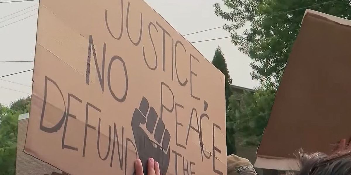 Elected officials weigh in on efforts to defund police departments