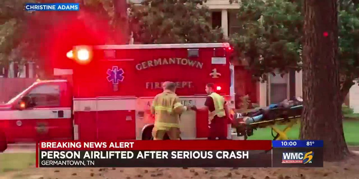 Police investigating serious crash in Germantown
