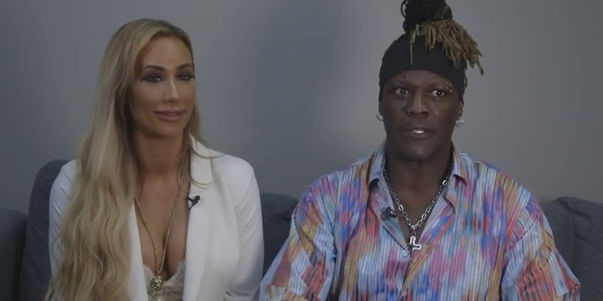 WWE's R-Truth, Carmella discuss favorite Memphis spots, 24/7 Championship