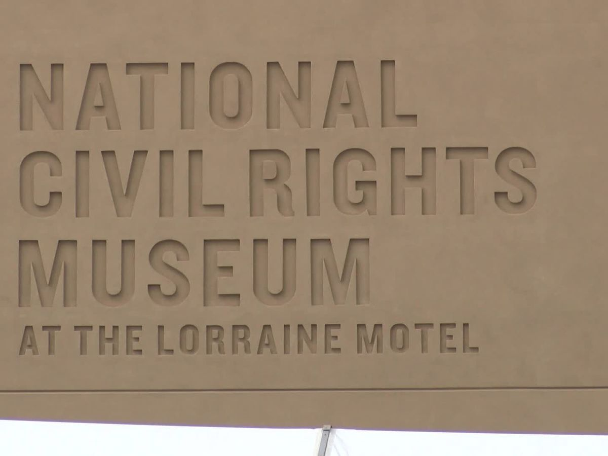 National Civil Rights Museum opens Wednesday amid COVID-19 pandemic