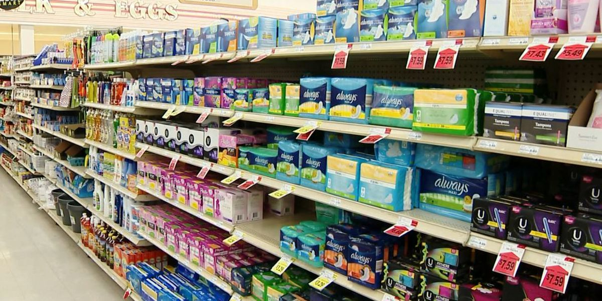 Procter & Gamble raising prices on Pampers, Tampax, other products