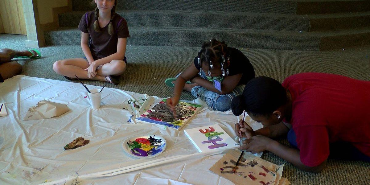 'Camp Hope' gives children of domestic violence, trauma a future
