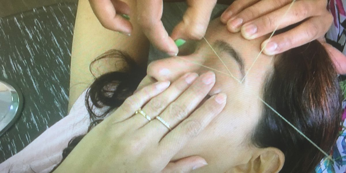 Eyebrow threading, doing makeovers no longer requires occupational licensing