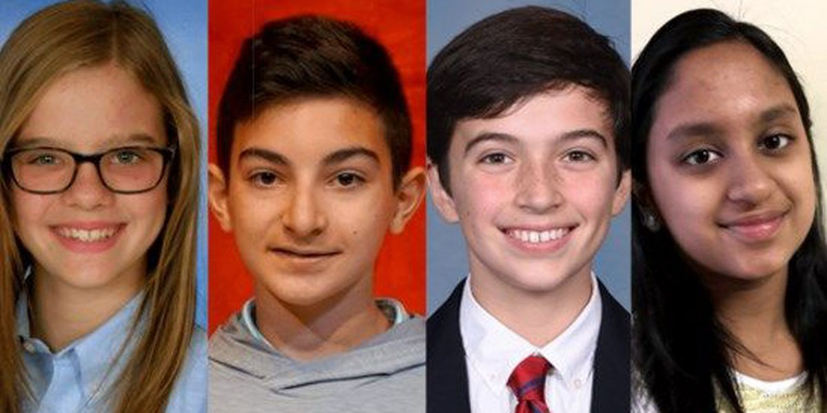 4 Mid-South kids compete in national spelling bee