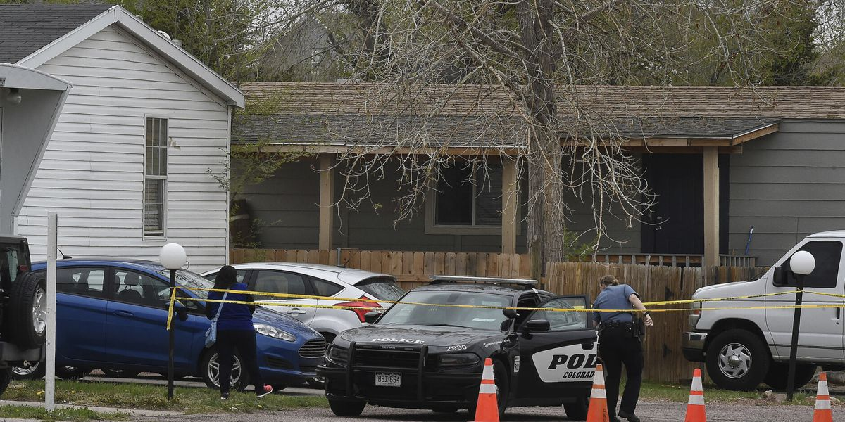 Man kills 6, then self, at Colorado birthday party shooting