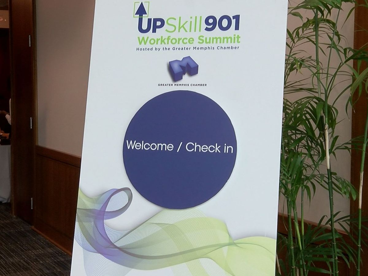 Greater Memphis Chamber kicks off Up Skill 901 Workforce Summit