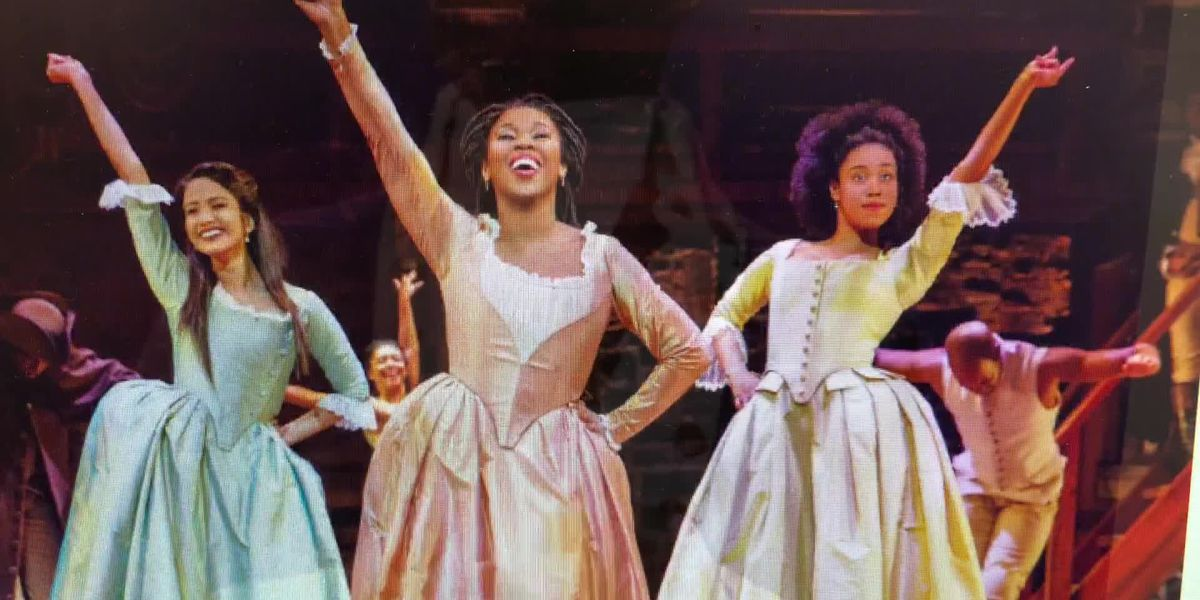 Register now to buy tickets for 'Hamilton' at the Orpheum