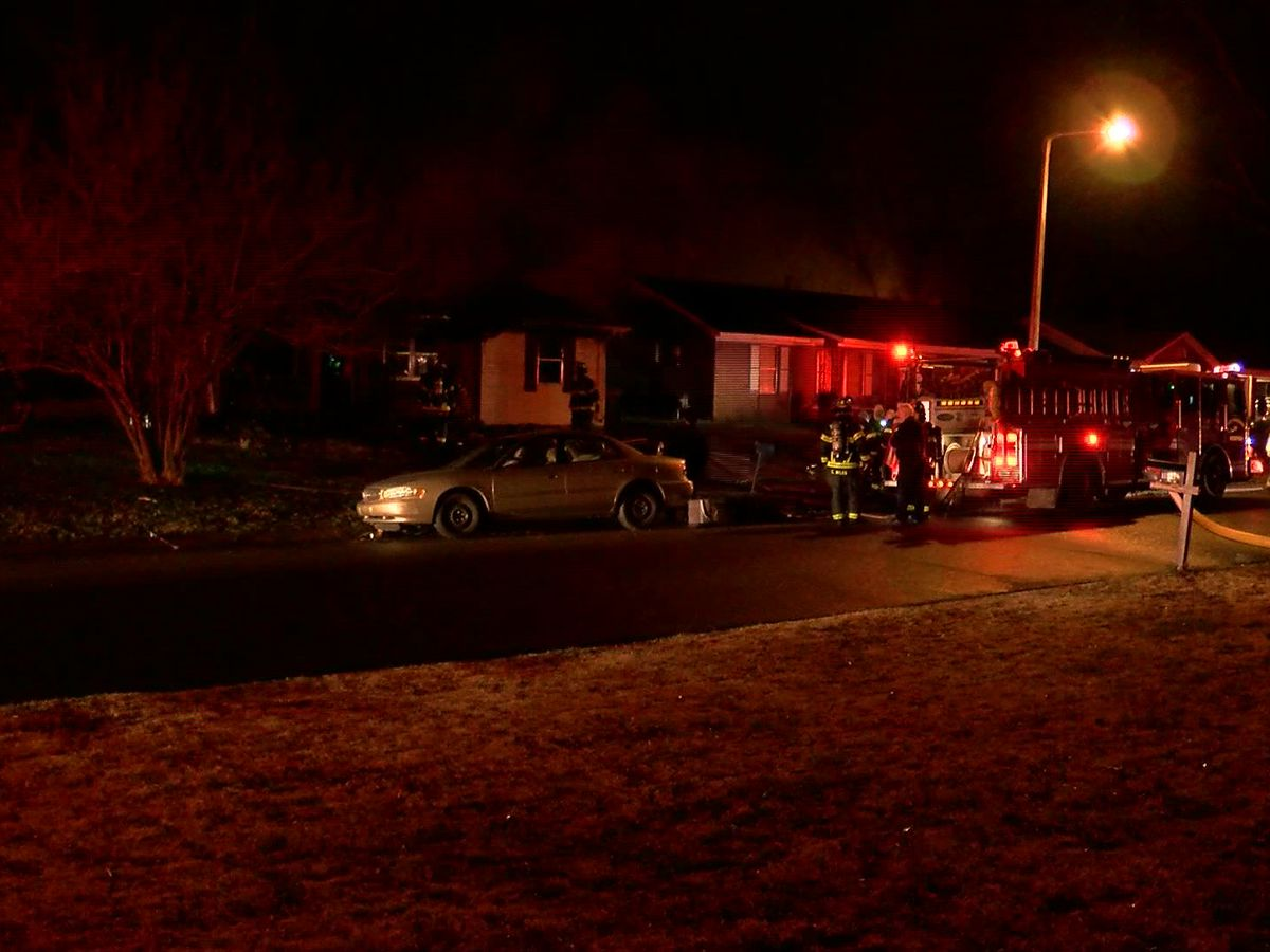 Whitehaven house fire ruled arson