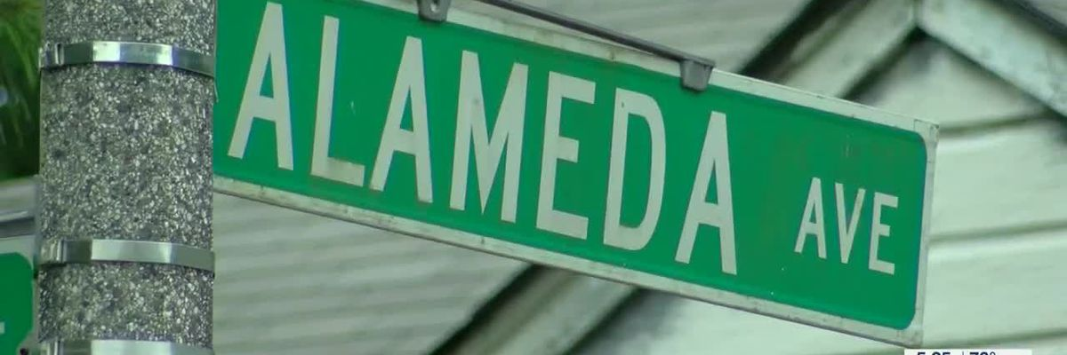 MFD canvasses neighborhood after man dies in house fire