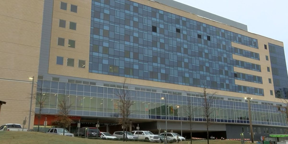 Methodist University Hospital's new Shorb Tower now open to patients