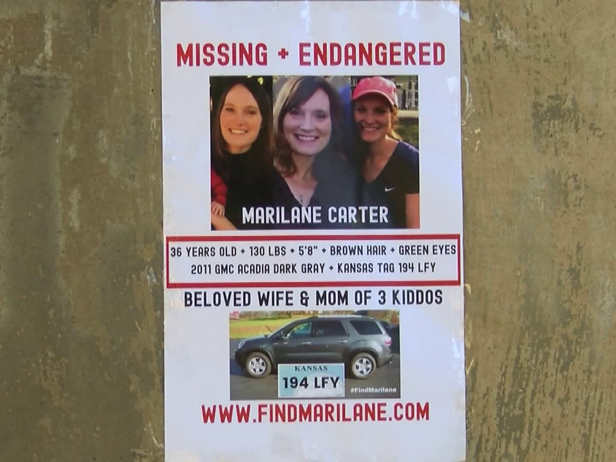 Police don't suspect criminal act in disappearance of Kansas mother