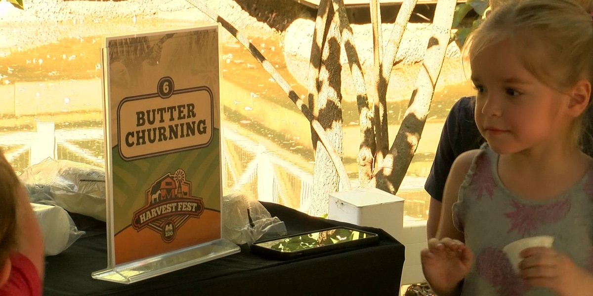 Memphis Zoo hosts 'Harvest Fest'