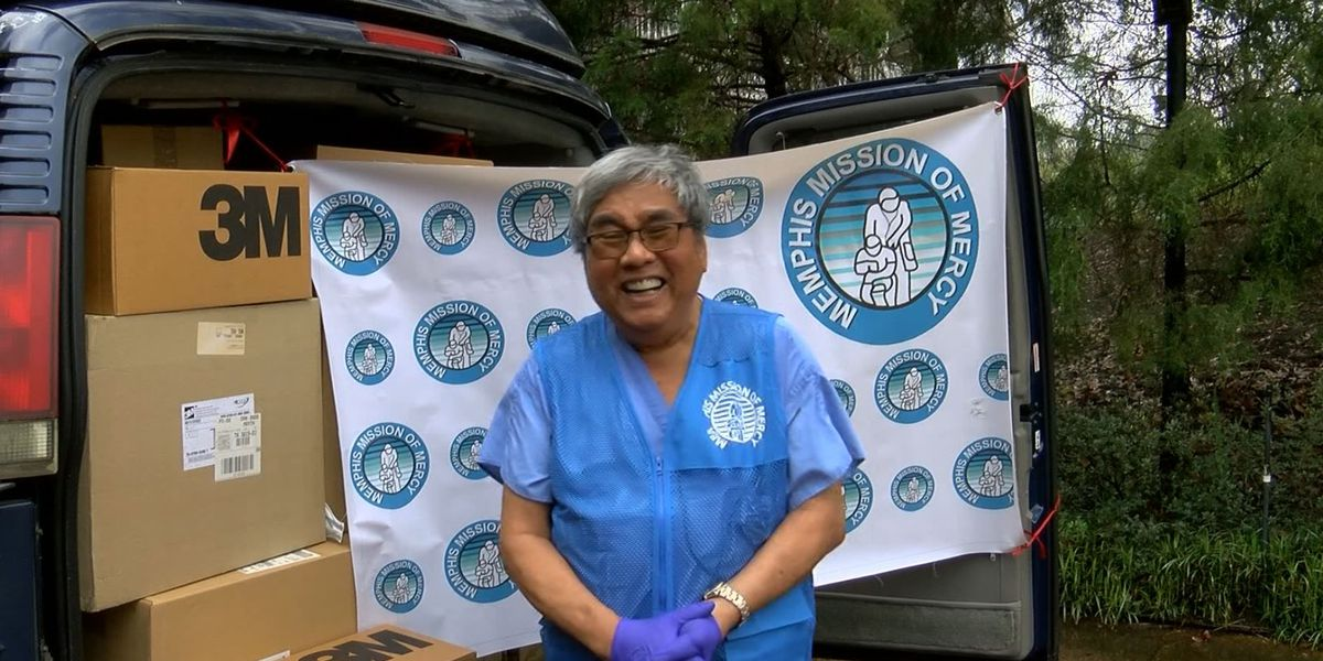Memphis mission group stepping up to donate free masks to health care workers in need