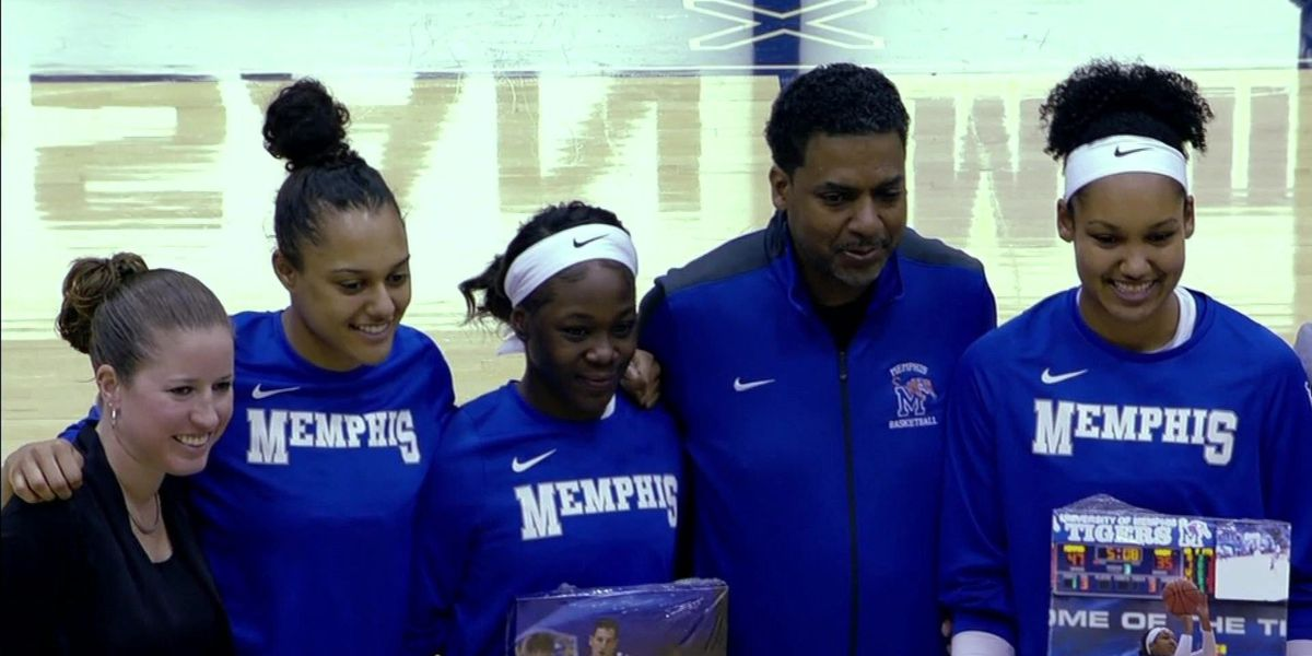 Tigers women win final home game against Tulane