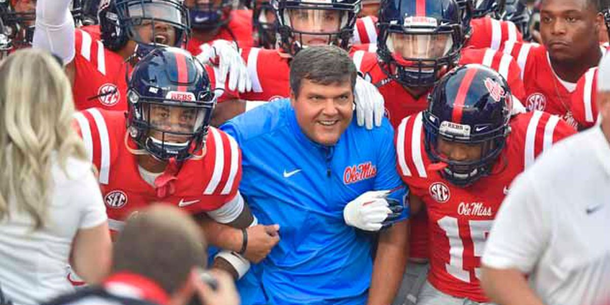 Ole Miss meets NCAA Committee on Infractions